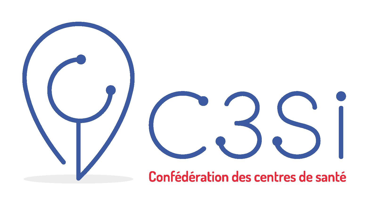 logo C3SI confédération des centres de santé