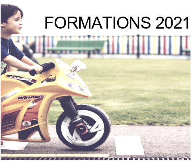 Calendrier de formation mise à jour au 29/03/2021